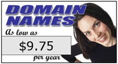Register domains at Carolina Web Marketing and Promotion!
